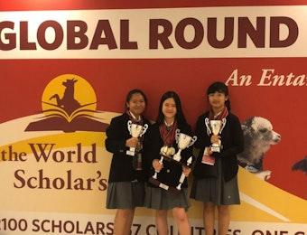 3 Trofi dan 38 Medali dari World Scholar's Cup Barcelona