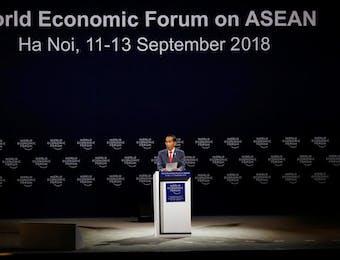 Peringkat Laporan Daya Saing Global 4.0 Asia Tenggara Oleh World Economic Forum