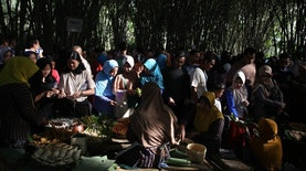 Pasar Tradisional di Jawa Tengah Ini Hanya Buka Di Hari Tertentu
