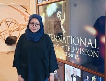 Puti Karina Puar, Pemenang International Emmy 2018