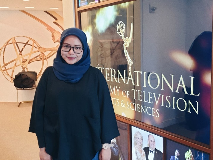 Puti Karina Puar, Pemenang International Emmy 2018