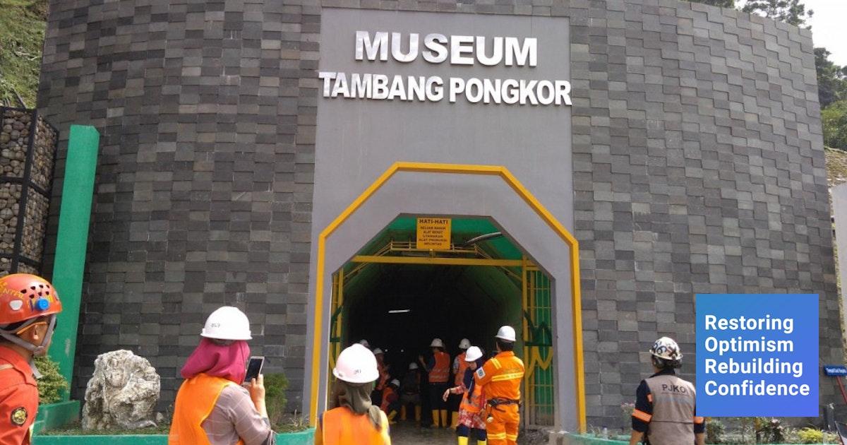 Museum Bawah Tanah Pertama Indonesia Good News From Indonesia
