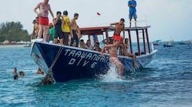 Triathlon Gili Strong: Geliat Cepat Gili Trawangan Pasca Bencana