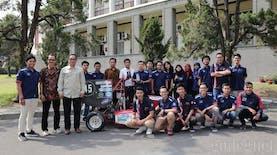 Mahasiswa UGM Sabet 2 Penghargaan di Student Formula Japan 2018