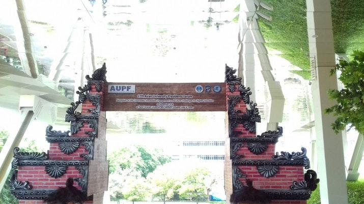 Rektor se-Asia Berkumpul di Surabaya, Ada Apa?