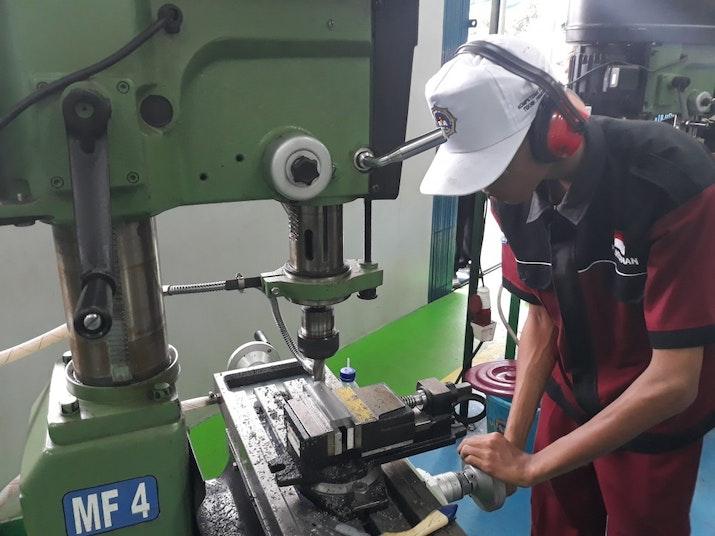 Galakan Teknologi Technopark, Dorong Lulusan SMK di DIY Siap Bekerja