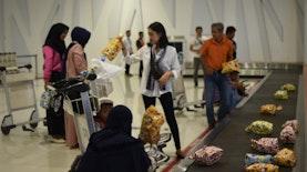 Bandara Sepinggan Berikan Kado di Hari Terakhir 2018 dan Hari Pertama Tahun 2019