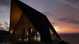 [Foto] Keindahan Pantai Pangandaran