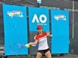 Gambar sampul Debut di Grand Slam Australia Open, Priska Menangi Permainan Pertamanya