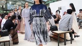 Saat Kerajaan Sriwijaya Dituangkan ke Dalam Fashion