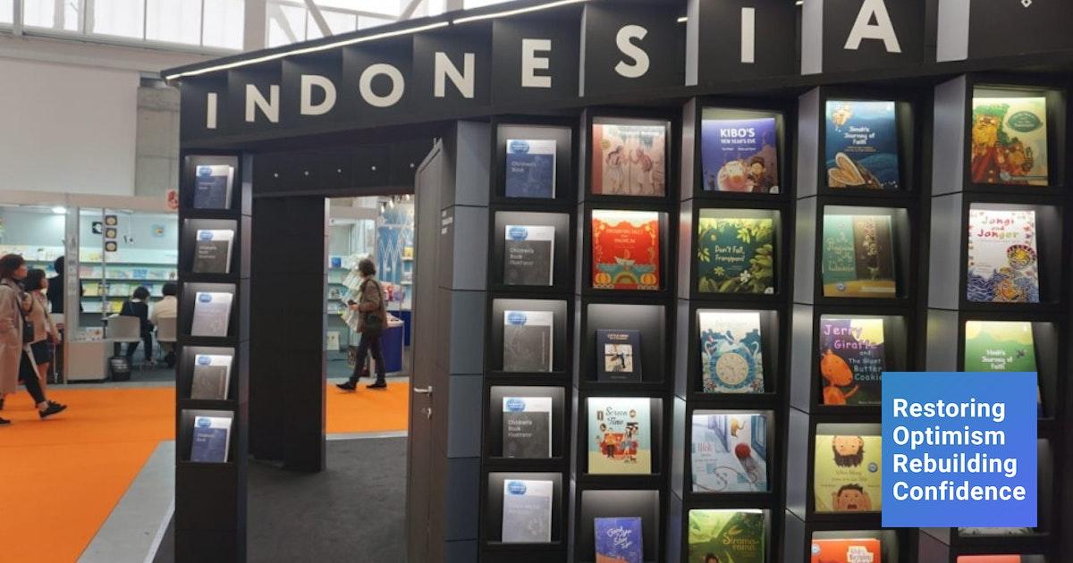Penerbit Indonesia Berpartisipasi di Pameran Buku Anak