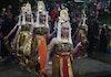 Ritual Air Suci di Mata Air Wendit Oleh Warga Suku Tengger