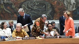 Batik dan Tenun dalam Pertemuan Dewan Keamanan PBB