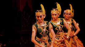 World Dance Day ke-13 di Surakarta