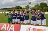 Ini Hadiah Untuk Drupadi Setelah Memenangi AIA Women's League 2019 di London