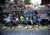 Ramainya Jalan Malioboro Saat Ramadan Nampak Berbeda Dari Biasanya