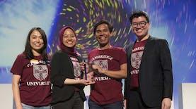 Pertama Kali Dalam Sejarah Airbus Oleh Tiga Mahasiswa Asal Indonesia
