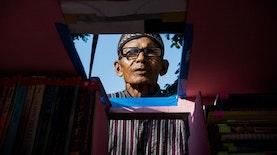 Becak Sutopo yang Mampu Membawamu Berkeliling Dunia
