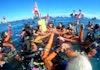 Dua Rekor Dipecahkan di Pantai Manado Awal Agustus Ini