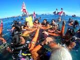 Gambar sampul Dua Rekor Dipecahkan di Pantai Manado Awal Agustus Ini