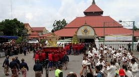 Tak Selenggarakan Grebeg Syawal, Kraton Jogja Tetap Jaga Budaya