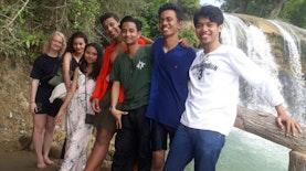 AIESEC Surabaya dan Mahasiswa Dunia Berkontribusi Lestarikan Budaya Jawa Timur