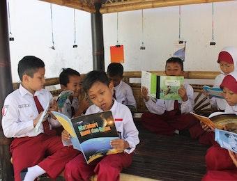 Indeks Aktivitas Literasi Membaca (Alibaca) Provinsi 2019