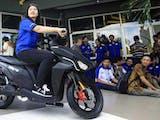 Gambar sampul Motor Matik Listrik Buatan Indonesia