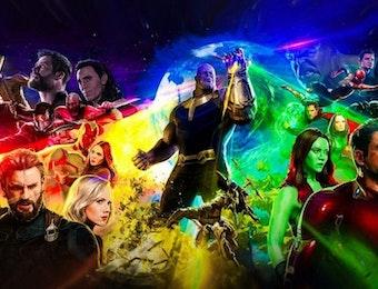 Ada 2 Anak Bangsa ini Punya Peran di Avengers Infinity War