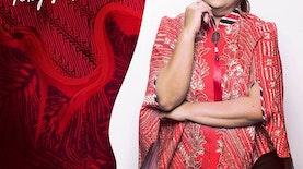 Perempuan, Yuk Intip Cantiknya Batik 17an Ala Anne Avantie!