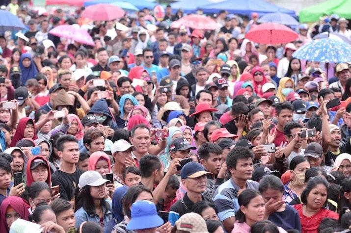 Festival Crossborder Aruk 2019 Tarik 4.154 WNA ke Perbatasan
