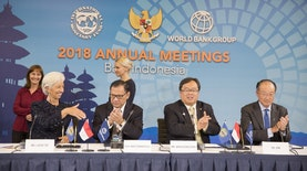 Siap Jadi Pusat Perhatian Dunia Pada IMF-World Bank 2018