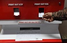 Pertama di Indonesia, Masyarakat Bisa Cetak E-KTP Secara Mandiri