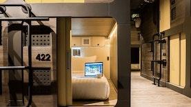 Hotel-hotel Kapsul ala Jepang Di Indonesia, Di mana saja Lokasinya?