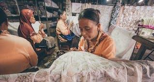 Gambar sampul Kampung Kauman Solo, Kisah Kaum Santri yang Pernah Berjaya Melalui Batik