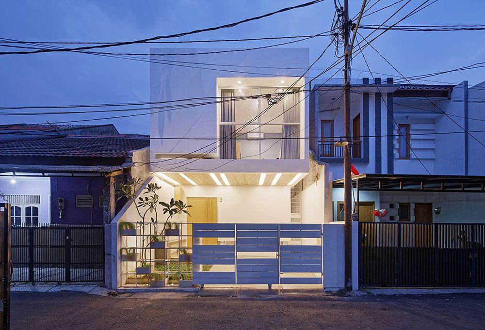 Splow House di Jakarta Ini Juga Raih Penghargaan Arsitektur