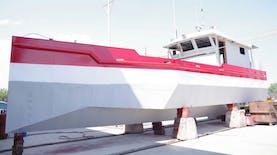 10 Agustus Nanti, Kapal Pelat Datar Buatan Anak Bangsa Akan Diluncurkan di Kota Makassar