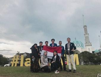 Mahasiswa Teknik Fisika ITS Borong 3 Juara di Malaysia