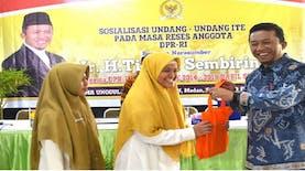 Belajar UU ITE Bersama Tifatul Sembiring