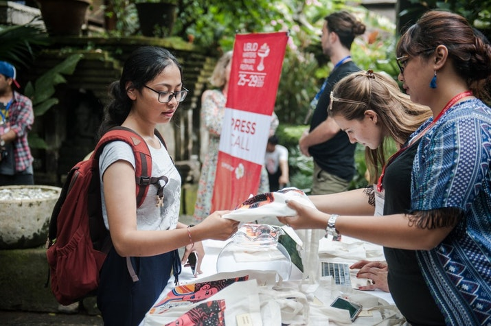 Upaya Tingkatkan Literasi Melalui Ubud Writers and Readers Festival, Bagaimana Caranya?
