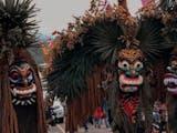 Gambar sampul Bebegig Sukamantri, Kesenian dari Priangan Timur