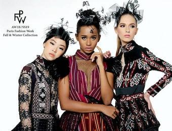Tampil di Paris Fashion Week 2018, Tenun NTT Mendunia