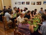 Gambar sampul Ketika Bule Argentina Menjajal Makan ala Liwetan