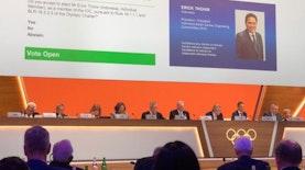 Erick Thohir Terpilih Menjadi Anggota Komite Olimpiade Internasional