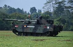 Indonesia Dapat Pesanan 100 Medium Tank dari Dua Negara ini