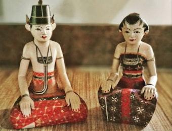 Mengenal Loro Blonyo, Patung Ikonik di Pernikahan