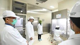 PT Bio Farma Produksi Reagen untuk Tes Swab di Jabar