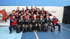 Kontingen Karate Indonesia Berhasil Bawa Pulang 38 medali pada IKGAGC di Kanada, Membanggakan!