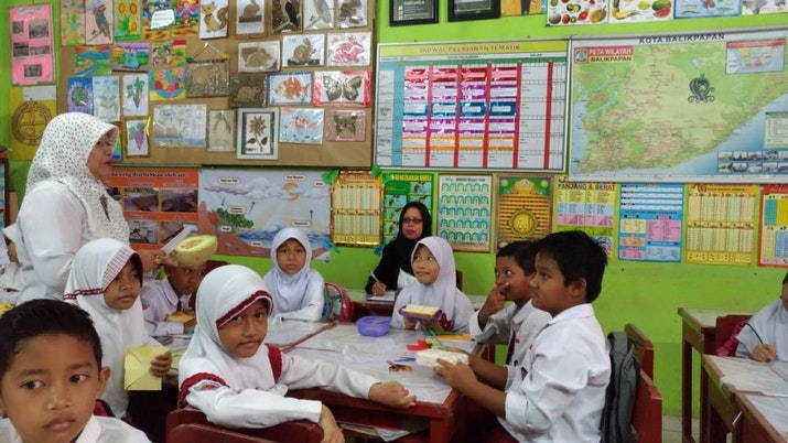 Lomba Bedah Kelas, Bangkitkan Sumbangsih Masyarakat ke Sekolah