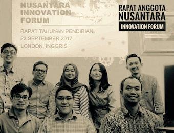 Nusantara Innovation Forum, untuk Para Pegiat Riset dan Inovasi